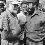 Daily History Picture: Castro Meets Hemingway