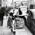 Daily History Picture: Blitz Santa