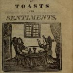 Bizarre Regency Toasts
