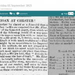 The Chester Cat Hoax of 1815
