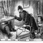 Victorian Urban Legends: The Wrong Bed