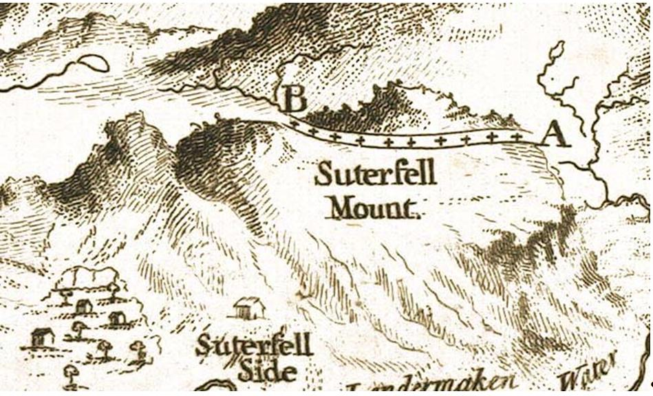 Suterfell Mountain