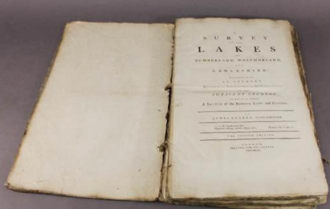survey of the lakes