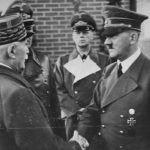 Daily History Picture: Petain and Hitler