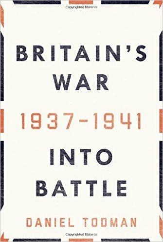 New History Books: Britain's War