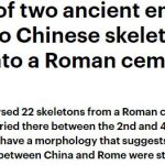 Chinese in Roman London?