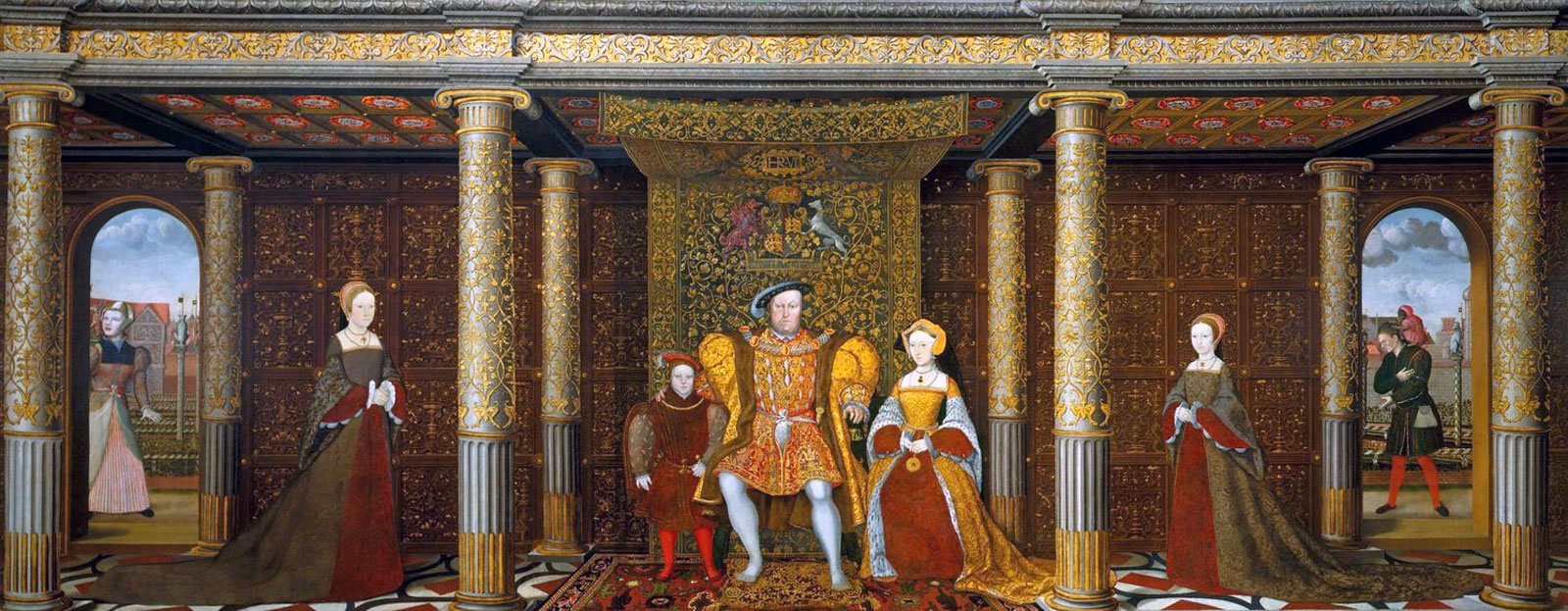 henry-viii-and-family