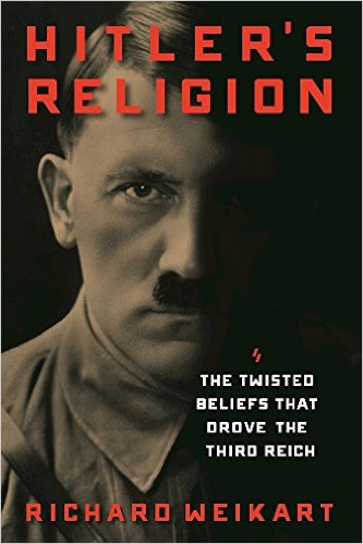 New History Books: Hitler's Religion
