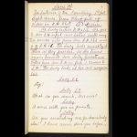 Victorian Urban Legend: the Expensive Manuscript