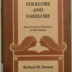 In Defence of Fakelore