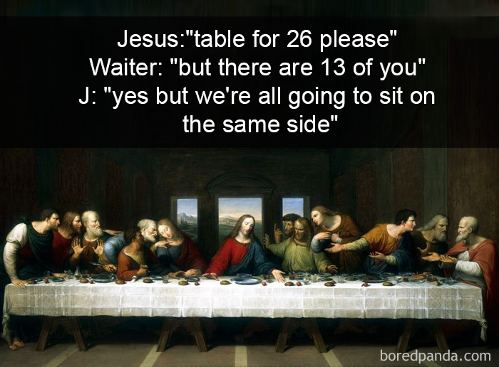Daily History Picture: Last Supper