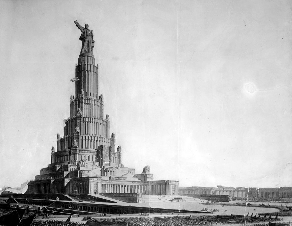 Daily History Picture: Soviet Monstrosity