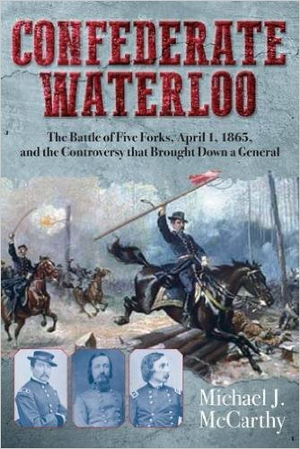 New History Books: McCarthy, Confederate Waterloo