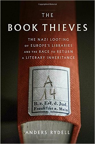 New History Books: Rydell, The Book Thieves