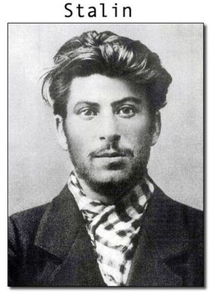 Daily History Picture: Young Stalin
