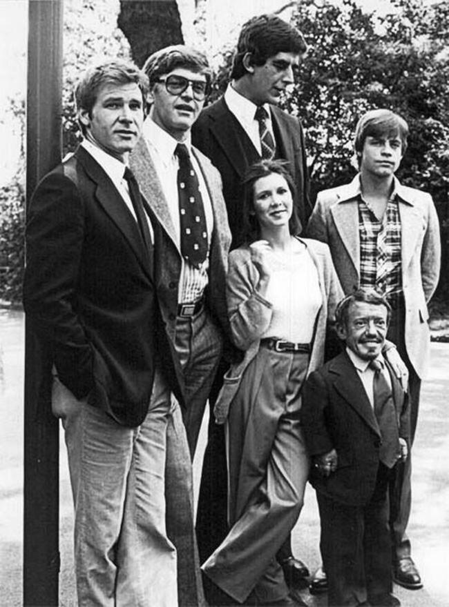 Daily History Picture: Star Wars Originals