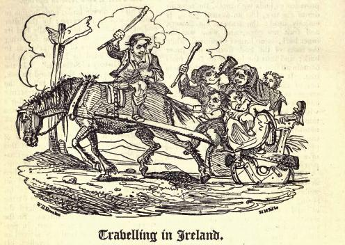 Daily History Picture: Irish Travels