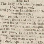 Peterborough Immortal, 180 Years