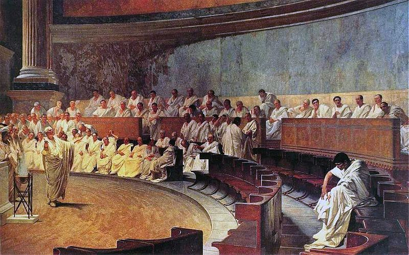 Daily History Picture: The Senate