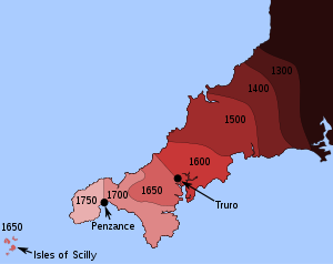 Daily History Picture: Death of Cornish