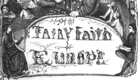 Daily History Picture: Fairy Faith