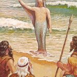 Mermaid Monday: Creepy Mermaid Writes