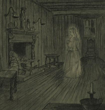 Daily History Picture: Luminous Lady