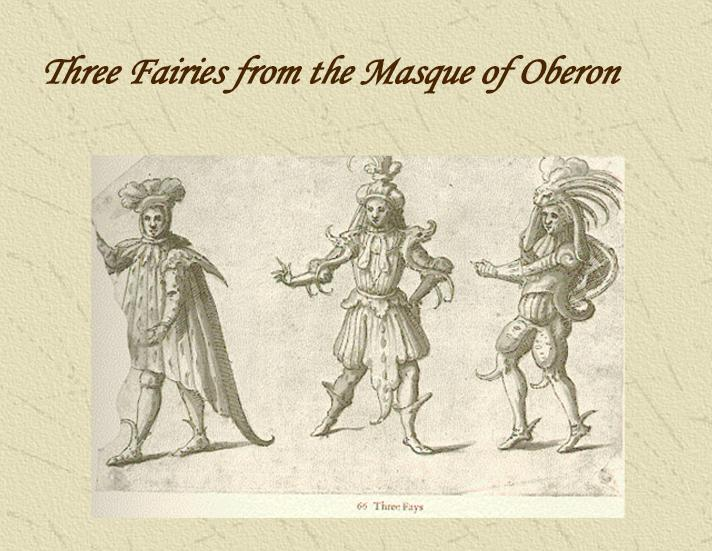 Daily History Picture: 17C Fairies