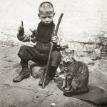 Daily History Picture: Victorian Street Kid