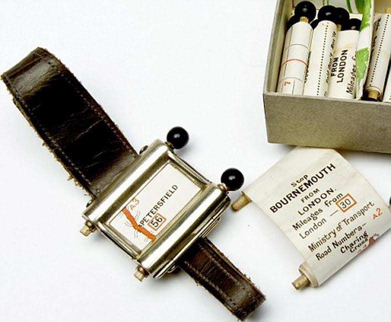 Daily History Picture: GPS 1920s-Style
