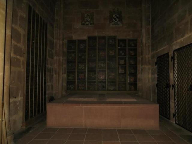 hindenberg's grave