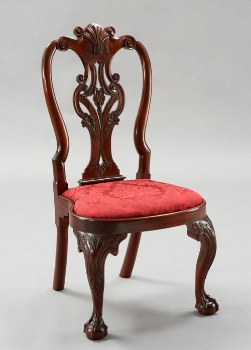 Queen Anne Chair History